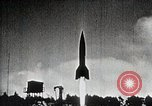 Image of V-2 Rockets Germany, 1943, second 8 stock footage video 65675024299