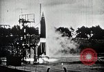 Image of V-2 Rocket Germany, 1943, second 8 stock footage video 65675024301