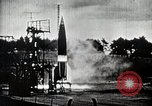 Image of V-2 Rocket Germany, 1943, second 10 stock footage video 65675024301