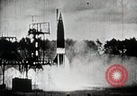 Image of V-2 Rocket Germany, 1943, second 12 stock footage video 65675024301