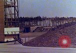 Image of V-2 rocket Peenemunde Germany, 1943, second 9 stock footage video 65675024336