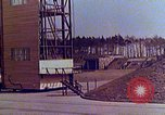 Image of V-2 rocket Peenemunde Germany, 1943, second 12 stock footage video 65675024336