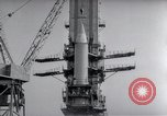 Image of Jupiter Missile Huntsville Alabama USA, 1958, second 10 stock footage video 65675024343