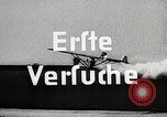 Image of Flight of first rocket-propelled airplane Germany, 1928, second 6 stock footage video 65675024370