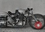 Image of Opel rocket-powered motorcycle Germany, 1928, second 3 stock footage video 65675024371