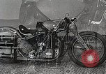 Image of Opel rocket-powered motorcycle Germany, 1928, second 4 stock footage video 65675024371