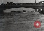 Image of Malcolm Pope drives his rocket-propelled boat Miami Florida United States USA, 1929, second 9 stock footage video 65675024372
