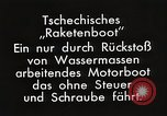 Image of Rocketry Germany, 1928, second 3 stock footage video 65675024373