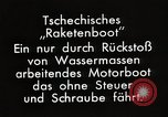 Image of Rocketry Germany, 1928, second 11 stock footage video 65675024373