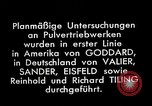 Image of Rocketry Germany, 1928, second 2 stock footage video 65675024375