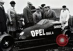 Image of Rocketry Germany, 1928, second 12 stock footage video 65675024378