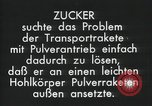 Image of Rocketry Germany, 1935, second 6 stock footage video 65675024395