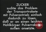 Image of Rocketry Germany, 1935, second 11 stock footage video 65675024395