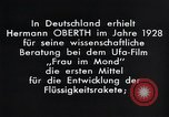 Image of Film Frau im Mond Germany, 1928, second 6 stock footage video 65675024397