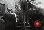 Image of Dr. Johannes Winkler rocket pioneer Germany, 1931, second 9 stock footage video 65675024405