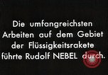 Image of Rudolf Nebel Germany, 1931, second 7 stock footage video 65675024407
