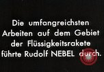 Image of Rudolf Nebel Germany, 1931, second 8 stock footage video 65675024407
