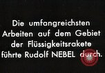 Image of Rudolf Nebel Germany, 1931, second 9 stock footage video 65675024407