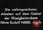 Image of Rudolf Nebel Germany, 1931, second 11 stock footage video 65675024407