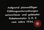 Image of Professor Eugen Sänger Vienna Austria, 1934, second 3 stock footage video 65675024415