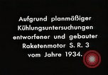 Image of Professor Eugen Sänger Vienna Austria, 1934, second 5 stock footage video 65675024415