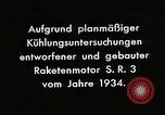 Image of Professor Eugen Sänger Vienna Austria, 1934, second 10 stock footage video 65675024415