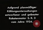 Image of Professor Eugen Sänger Vienna Austria, 1934, second 11 stock footage video 65675024415