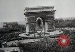 Image of VE Day celebrations in Europe Europe, 1945, second 4 stock footage video 65675024427