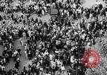 Image of VE Day celebrations in Europe Europe, 1945, second 11 stock footage video 65675024427