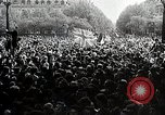 Image of VE Day celebrations in Europe Europe, 1945, second 12 stock footage video 65675024427