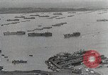 Image of Final preparations in England for D-day invasion Falmouth Cornwall England United Kingdom, 1944, second 6 stock footage video 65675024428