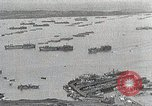 Image of Final preparations in England for D-day invasion Falmouth Cornwall England United Kingdom, 1944, second 8 stock footage video 65675024428