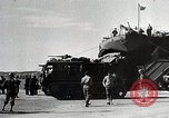 Image of Final preparations in England for D-day invasion Falmouth Cornwall England United Kingdom, 1944, second 11 stock footage video 65675024428