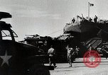 Image of Final preparations in England for D-day invasion Falmouth Cornwall England United Kingdom, 1944, second 12 stock footage video 65675024428