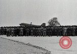 Image of U.S. Paratroopers on eve of D-Day invasion of France England, 1944, second 7 stock footage video 65675024429