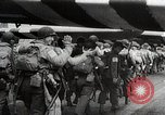 Image of Start of the Allied invasion of France in World War 2 United Kingdom, 1944, second 8 stock footage video 65675024430