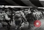 Image of Start of the Allied invasion of France in World War 2 United Kingdom, 1944, second 9 stock footage video 65675024430