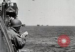 Image of The D-Day invasion battle on the beaches  Normandy France, 1944, second 2 stock footage video 65675024431