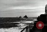 Image of The D-Day invasion battle on the beaches  Normandy France, 1944, second 11 stock footage video 65675024431