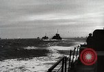 Image of The D-Day invasion battle on the beaches  Normandy France, 1944, second 12 stock footage video 65675024431