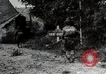 Image of Allies advance after D-Day invasion Normandy France, 1944, second 2 stock footage video 65675024432