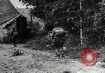 Image of Allies advance after D-Day invasion Normandy France, 1944, second 3 stock footage video 65675024432