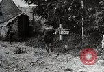 Image of Allies advance after D-Day invasion Normandy France, 1944, second 4 stock footage video 65675024432