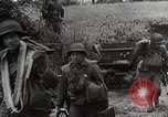 Image of Allies advance after D-Day invasion Normandy France, 1944, second 6 stock footage video 65675024432