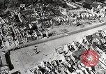 Image of Allies take major port city after D-Day in World War II Cherbourg France, 1944, second 11 stock footage video 65675024433