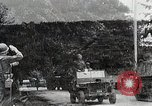 Image of U.S. Third Army driving through France in World War 2 France, 1944, second 2 stock footage video 65675024436