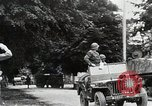 Image of U.S. Third Army driving through France in World War 2 France, 1944, second 3 stock footage video 65675024436