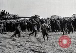 Image of German soldiers surrendering as U.S. Army advances through Belgium France, 1944, second 9 stock footage video 65675024438