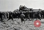Image of German soldiers surrendering as U.S. Army advances through Belgium France, 1944, second 12 stock footage video 65675024438