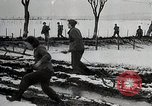 Image of US 26th Yankee Infantry Division celebrates Thanksgiving France, 1944, second 10 stock footage video 65675024443